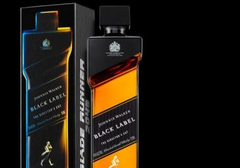 Johnnie Walker lanza Whisky, inspirado por Blade Runner 2049