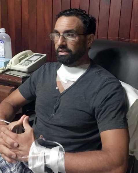 Jordi Veras se recupera de cirugía