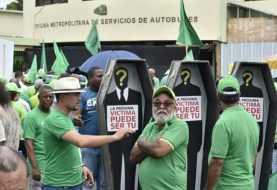 En Marcha Verde denuncian estructura corrupción en el Estado