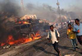 300 muertos en el peor atentado en Somalia
