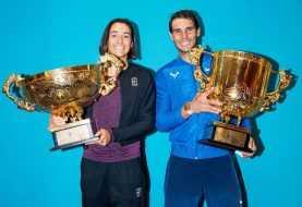 Nadal y García campeones abierto de China