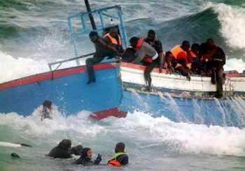 Mas de 40 haitianos desaparecidos tras naufragio embarcación