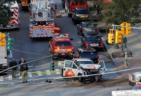 Al menos ocho muertos en Nueva York en tiroteo y atropellamiento