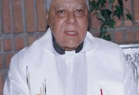 Fallece a los 88 años el padre Marcial Silva