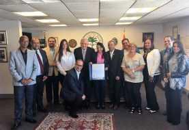 Miami : Alcaldía reconoce aportes y trayectoria de periodista dominicana