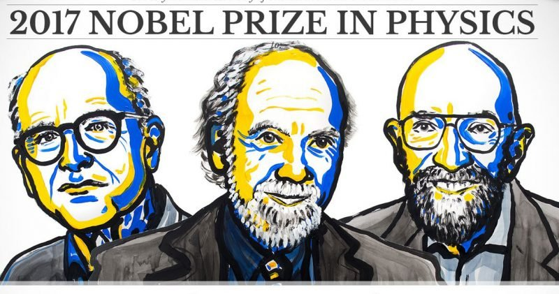 La detección de ondas gravitacionales es galardonada con Premio Nobel de Física