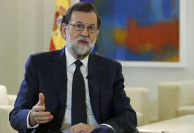 "Rajoy: ""España no se dividirá"" ante posible declaración de Cataluña"