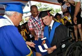 Universidad UAPA Santiago gradúa 1,164 profesionales