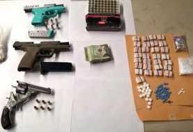 Arrestan hispanos en El Bronx por drogas y armas de fuego
