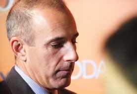 Matt Lauer  despedido por NBC  por acoso