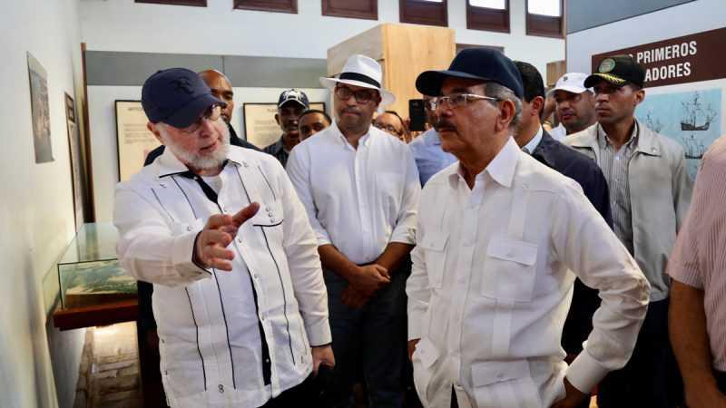 Gobierno rescatará Parque Histórico La Isabela