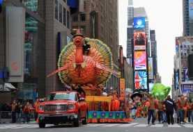 """Nueva York: Extreman seguridad desfile """"Día de Acción de Gracias"""""""