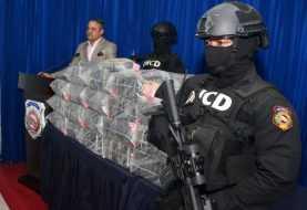 En finca de Hato Mayor incautan 229 paquetes de cocaína