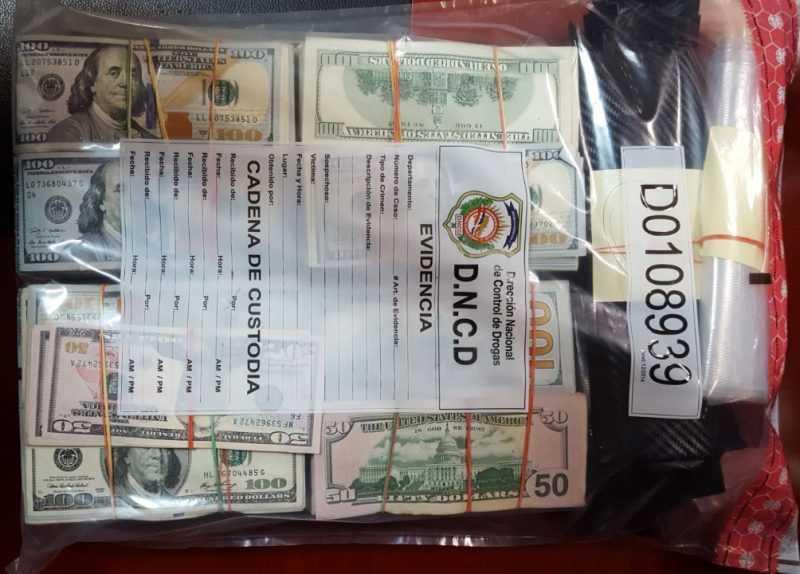Extranjero pretendía sacar por el AILA US$449,600