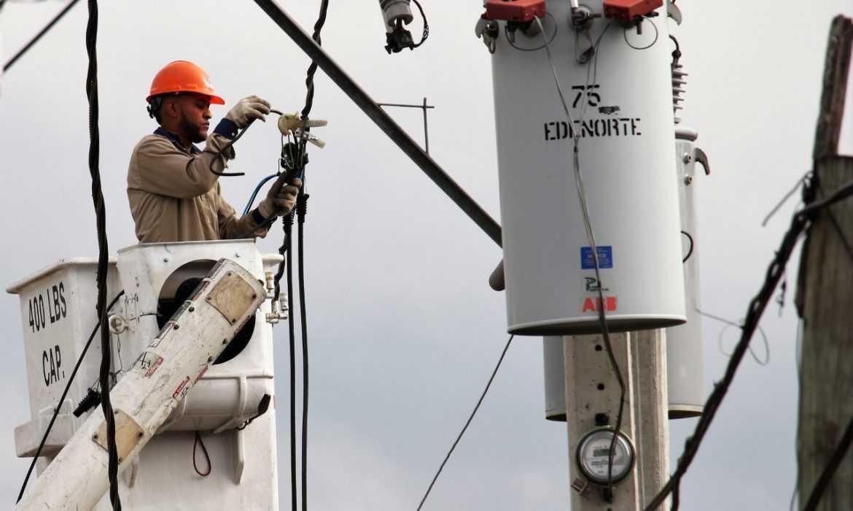 Edenorte suspenderá servicio en Manzanillo y Puerto Plata