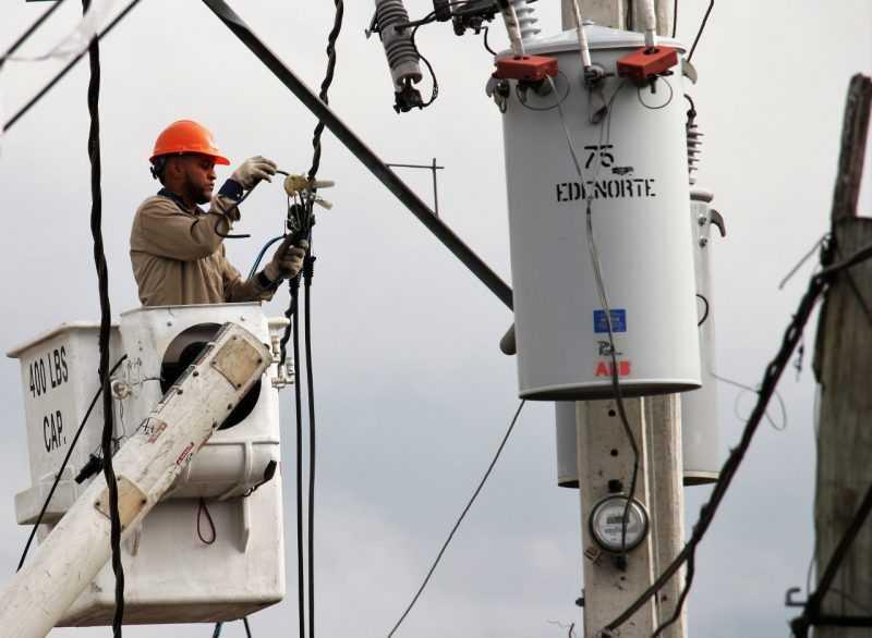 Sectores de SFM no tendrán energía por 6 horas este miércoles