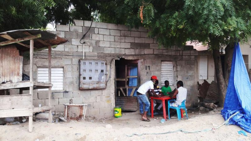 Insólito! Haitiano que murió hace 4 días no ha sido sepultado