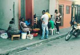 Vendedores haitianos vuelven a las calles de Santiago
