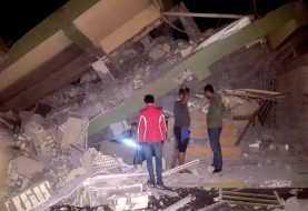 Más de 300 muertos por terremoto frontera Irán e Irak