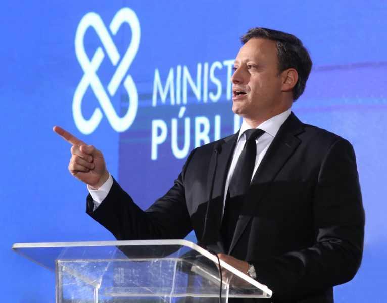 """Procurador anuncia """"Plan Nacional Contra la Violencia de Género"""""""