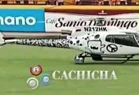 IDAC califica de falta grave aterrizaje de Abu Naba'a en Estadio Cibao