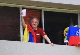 Antonio Ledezma escapa de Venezuela y está rumbo a Madrid