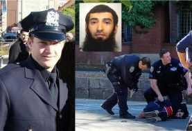 Declaran héroe policía que impidió más muertos en Manhattan