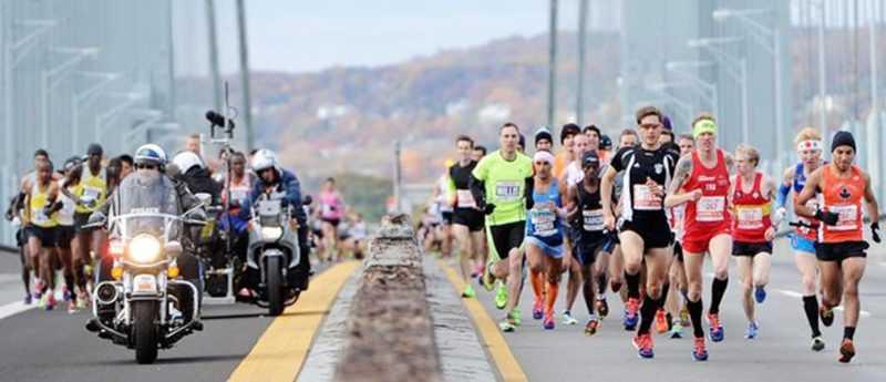 Más de mil policías reforzarán seguridad maratón de Nueva York