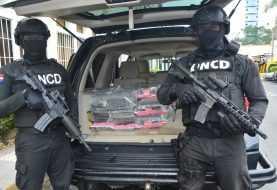 Más drogas en Samaná, ahora decomisan 150 paquetes de cocaína