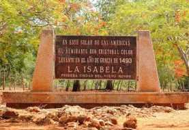 España muestra interés en preservar La Isabela