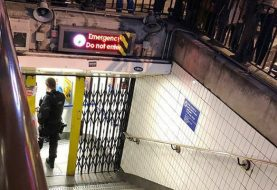 Policía de Londres responde a incidente estación metro