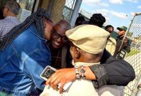 Tras 45 años y 10 meses preso en EEUU lo liberan por inocente