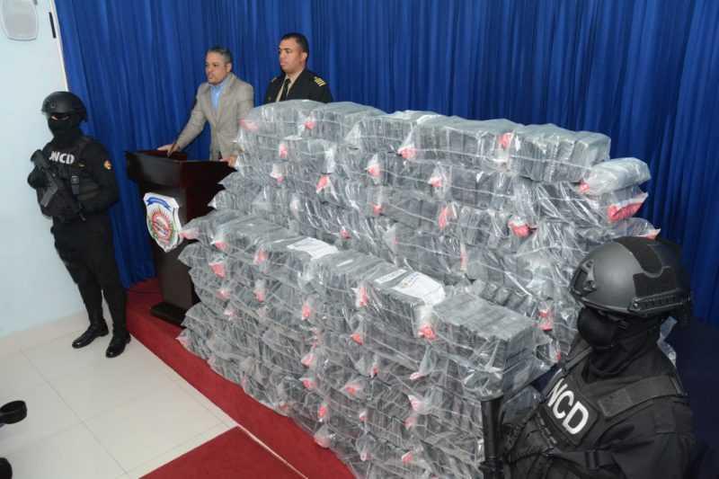 DNCD se incauta de 499 paquetes de cocaína costas La Altagracia