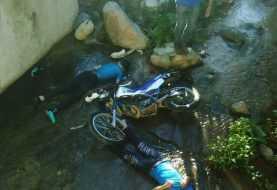 Jarabacoa: Un muerto y un herido accidente motocicleta hoy en Manabao