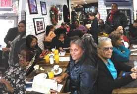 Congresista Espaillat celebra encuentro con afroamericanos de Harlem
