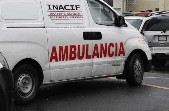 ambulancia inacif