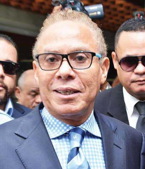 EEUU sanciona al empresario Ángel Rondón Rijo