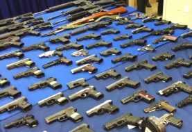 Aumenta confiscación armas de fuego Paterson