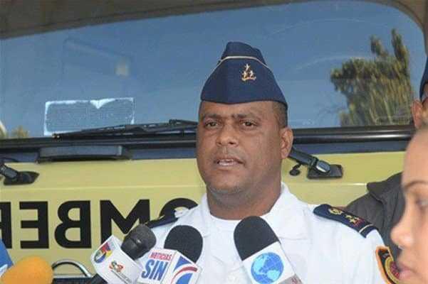 Destituyen al intendente bomberos Villa González