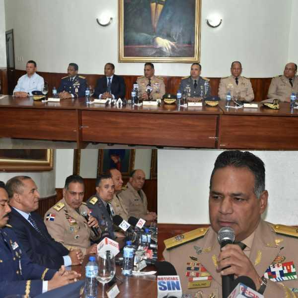 Cancelan dos coroneles y un teniente por alijo drogas La Romana