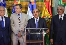 Ambiente positivo en diálogo mediado por Danilo Medina por la paz de Venezuela