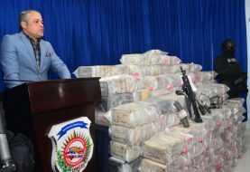Barahona: DNCD ocupa más de mil paquetes de cocaína