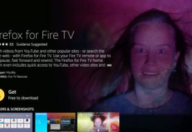 Amazon lleva Mozilla Firefox y Amazon Silk a Fire TV
