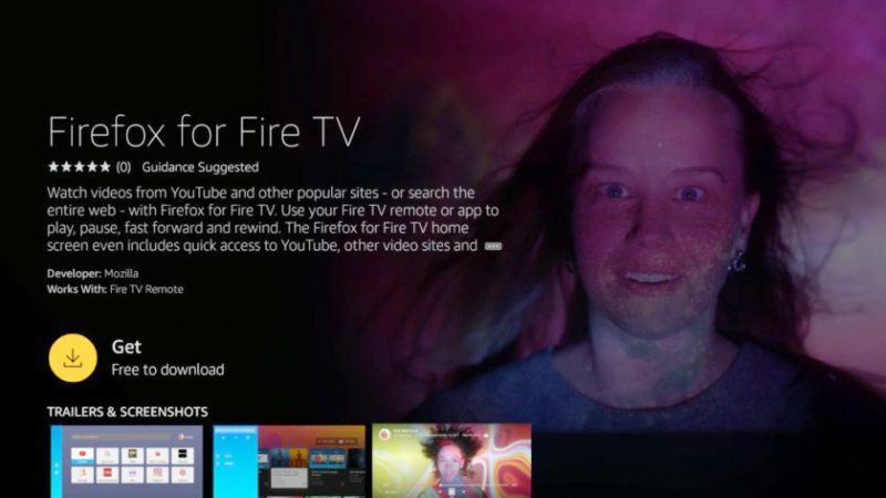 Amazon lleva Mozilla Firefox y Amazon Silk a Fire TV