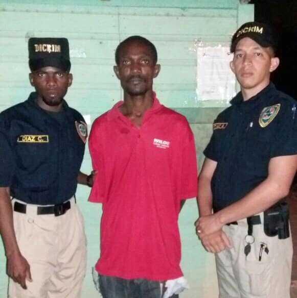 Capturan haitiano acusan muerte madre exfiscal José Dantes