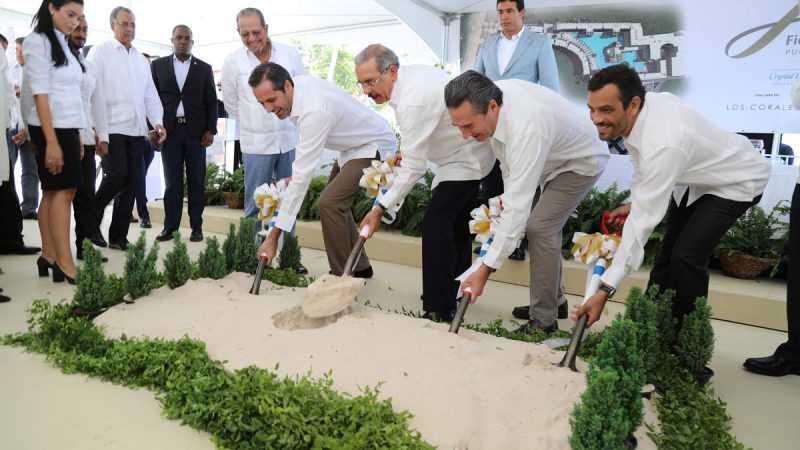 Inicia construcción hotel Grand Fiesta Americana en Punta Cana