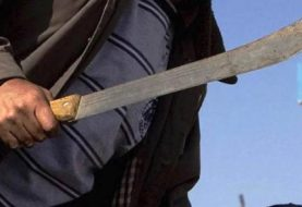 Hijo agrede a machetazos a su padre
