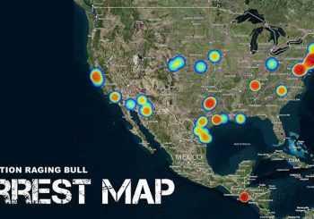 Arrestan 267 pandilleros de la MS-13 en EEUU y Centroamérica