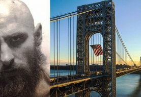 Hombre trató incendiar rampa puente George Washington