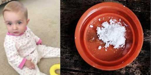 Dos infantes colapsan por sobredosis de heroína con fentanilo